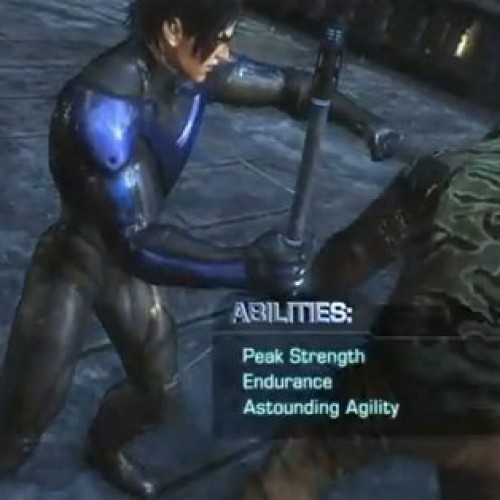 Nightwing Comes to Save the Day in 'Batman: Arkham City' DLC Trailer