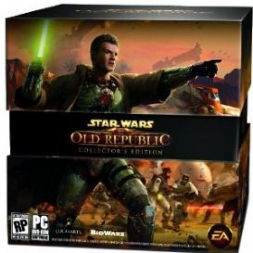 The Old Republic: Collector's Edition Unboxing Video, Plus Full List