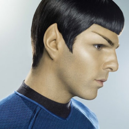 Spock Comes Out of the Closet