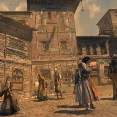 What's It Like in Constantinople in Assassin's Creed Revelations?