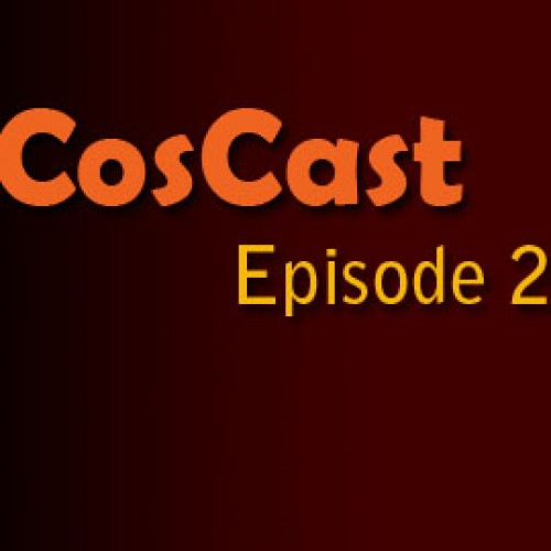CosCast Episode 2 – Masquerade, Street Fighter and Cosplay Posers