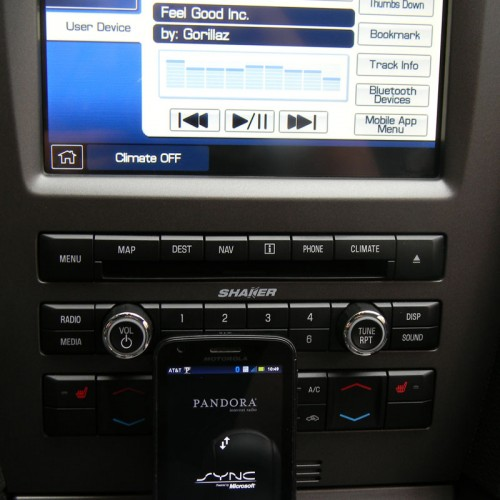 FORD – SYNC Technology & Mustang GT Review