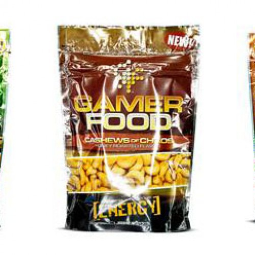 GamerFood Releases Its Energy-Boosting Snacks for Gamers