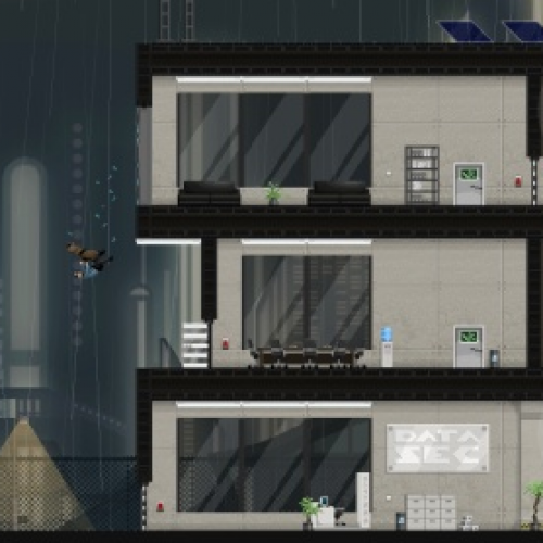 Gunpoint – An Indie Game Puzzler with Pixel-Smashing Panache