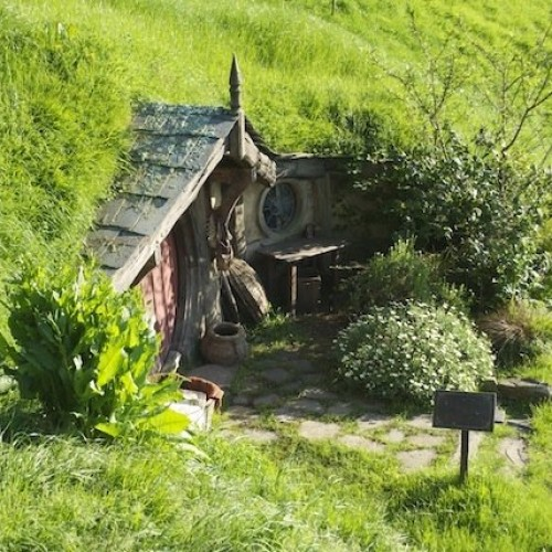 Now You'll Get to Visit the Real Hobbiton