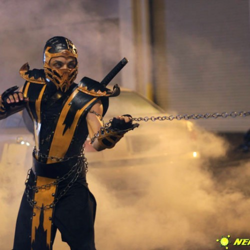 Cosplay Spotlight: Hanzo Hasashi's Scorpion from Mortal Kombat