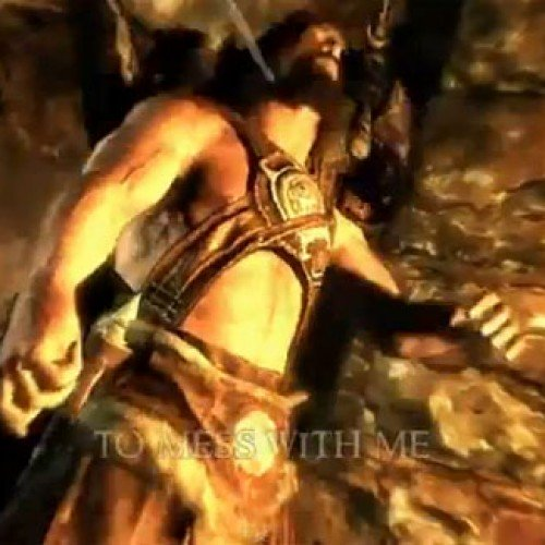 Skyrim Gets Lyrical with This Epic Rap