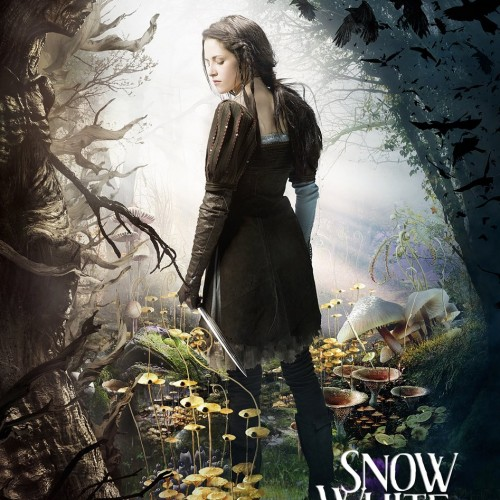Snow White and the Huntsman Trailer and Character Posters Are Here