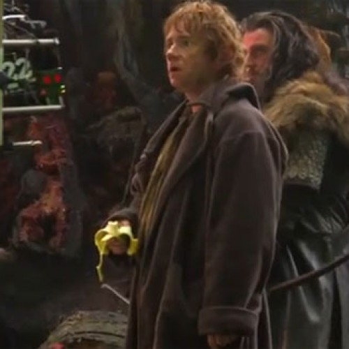 Peter Jackson Updates on the Hobbit Video Blog #4