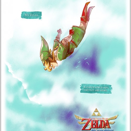 Penny Arcade Teams Up with Nintendo on The Legend of Zelda: Skyward Sword