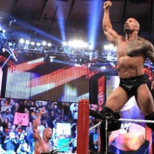 Backstage Tension Between The Rock and CM Punk