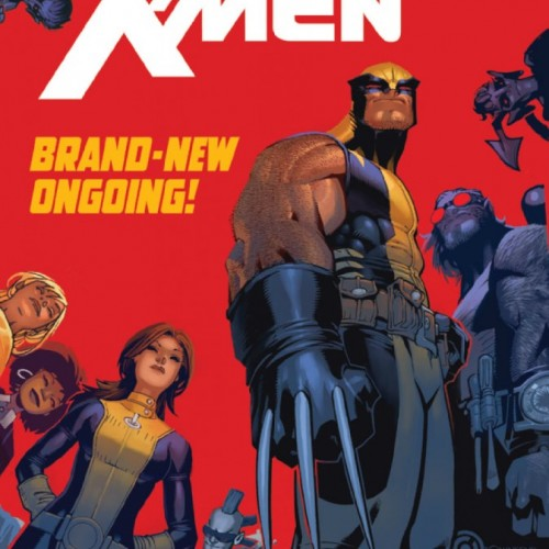 Comic Hit List: Wolverine and the X-Men #1