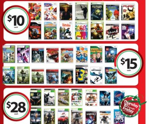 Walmart Ads Games for Cheap