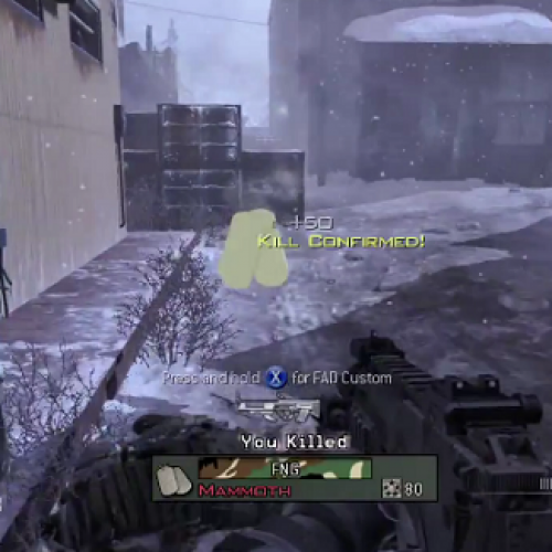 Modern Warfare 3's Customizable Matches and 'Kill Confirmed' in Video Format