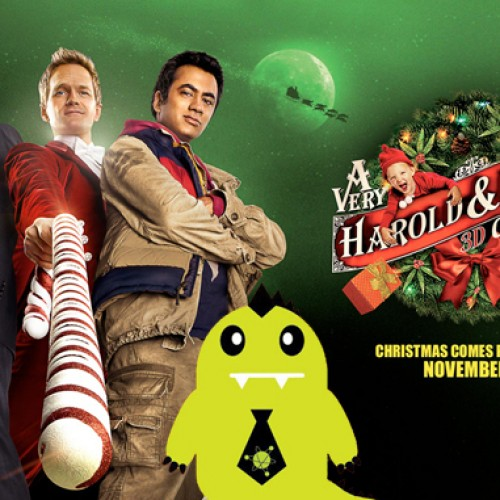 NR Podcast Review: A Very Harold and Kumar 3D Christmas