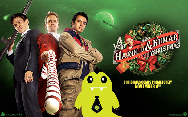 A Very Harold Kumar 3d Christmas.Nr Podcast Review A Very Harold And Kumar 3d Christmas