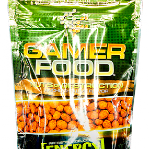 GamerFood Review: Does this Snack Give Gamers an Edge?