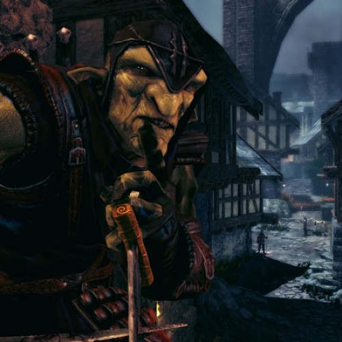 Of Orcs and Men – Because Orcs Have Feelings Too