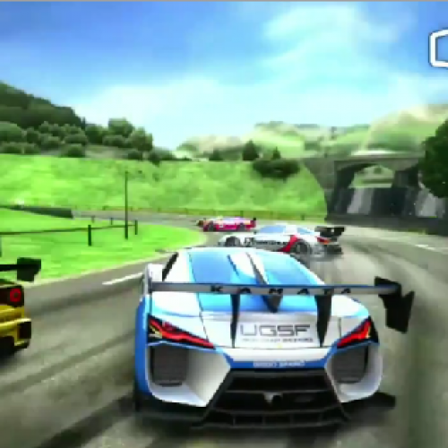 Ridge Racer on PS Vita Visually Trumps 3DS Version