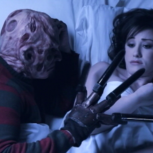 Freddy's Going to Make You Moan in 'A Wet Dream on Elm Street'