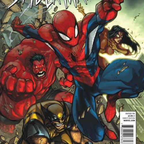 Comic Hit List: The Avenging Spider-Man #1