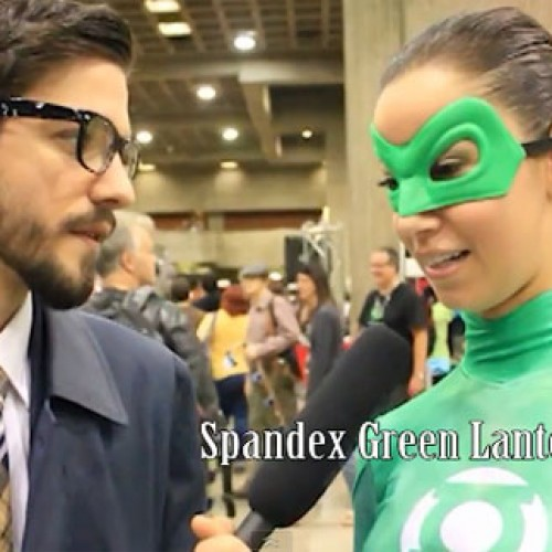 Check Out the Nerds Over at the Montreal Comic-Con 2011