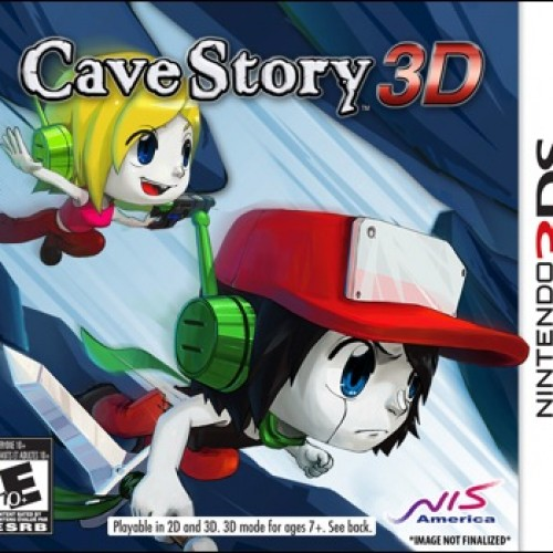 Cave Story 3D Review – Time to Pull Out those Unused 3DS's