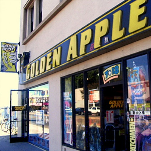 LA's Golden Apple Comic Book Store for Sale