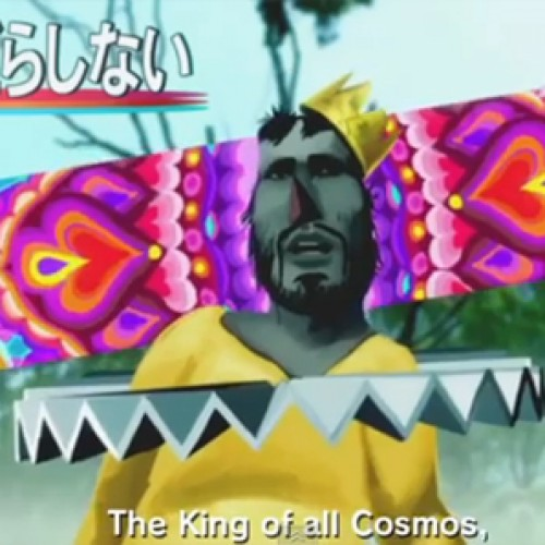 The King of All Cosmos Is In Bad Shape In Touch My Katamari