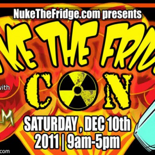 Join Nerd Reactor at Nuke the Fridge Con 2011 with Stan Lee, Mike Tyson, and More!