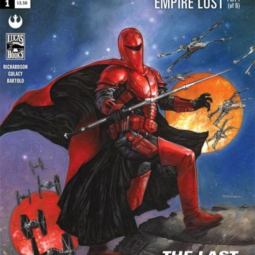 Comic Hit List: Star Wars – Crimson Empire III #1-2