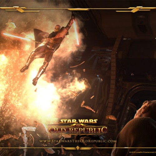Did You Pre-order The Old Republic? Good, You'll Have a Chance to Play It Today