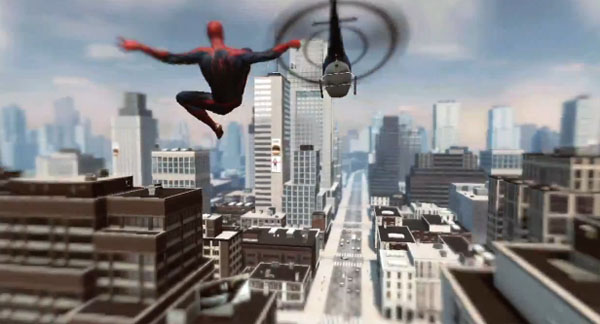 the amazing spider man ps3 cheats