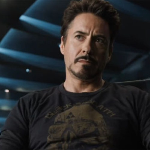 Robert Downey Jr. injured on Iron Man 3 set