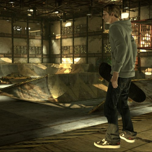 Original Tony Hawk Game Gets Tricked-Out HD Remake
