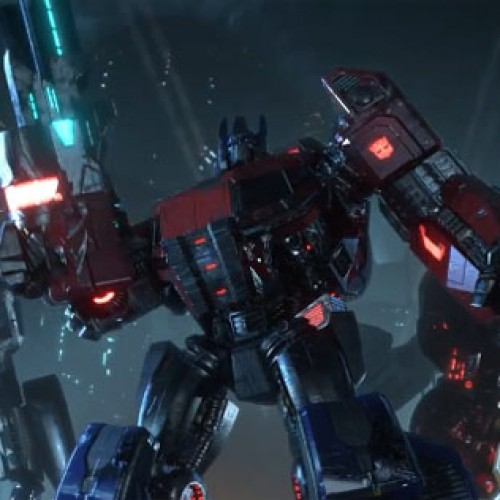 The Making of the Transformers: Fall of Cybertron VGA Trailer