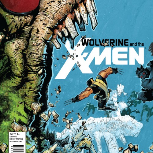 Comic Hit List: Wolverine and the X-Men #02