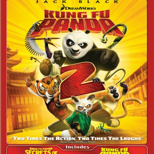 Blu-ray Review: Kung Fu Panda 2