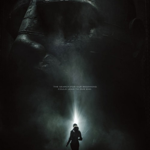 New Prometheus full trailer unveiled during WonderCon 2012