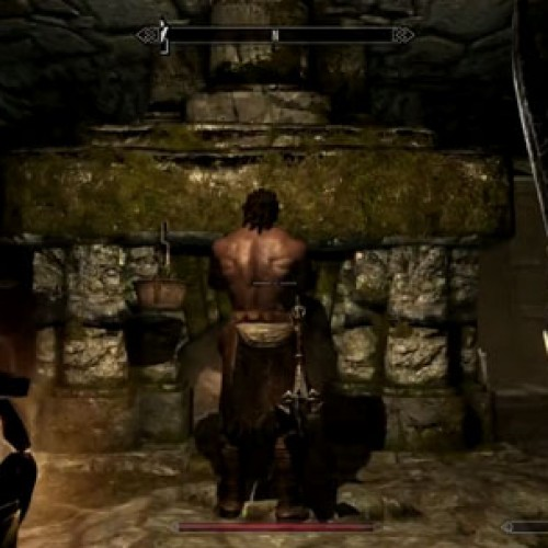 Kinect Mod for Skyrim Gives Players Full Motion Control and Voice Commands