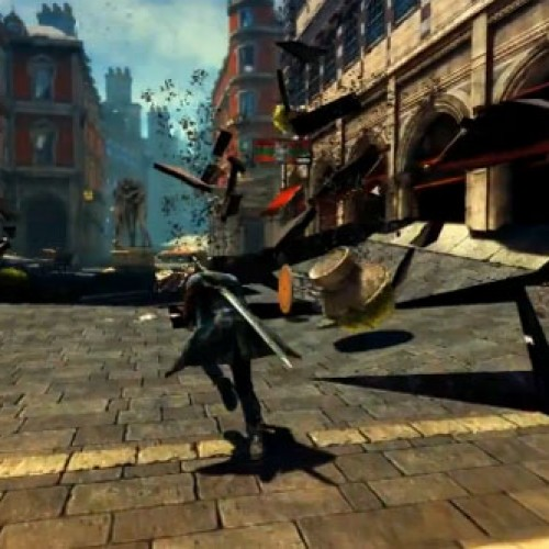 The City of DmC – Devil May Cry Will Try to Kill You