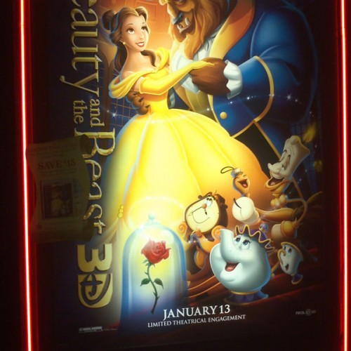 'Beauty and the Beast' in Theatrical 3D Review
