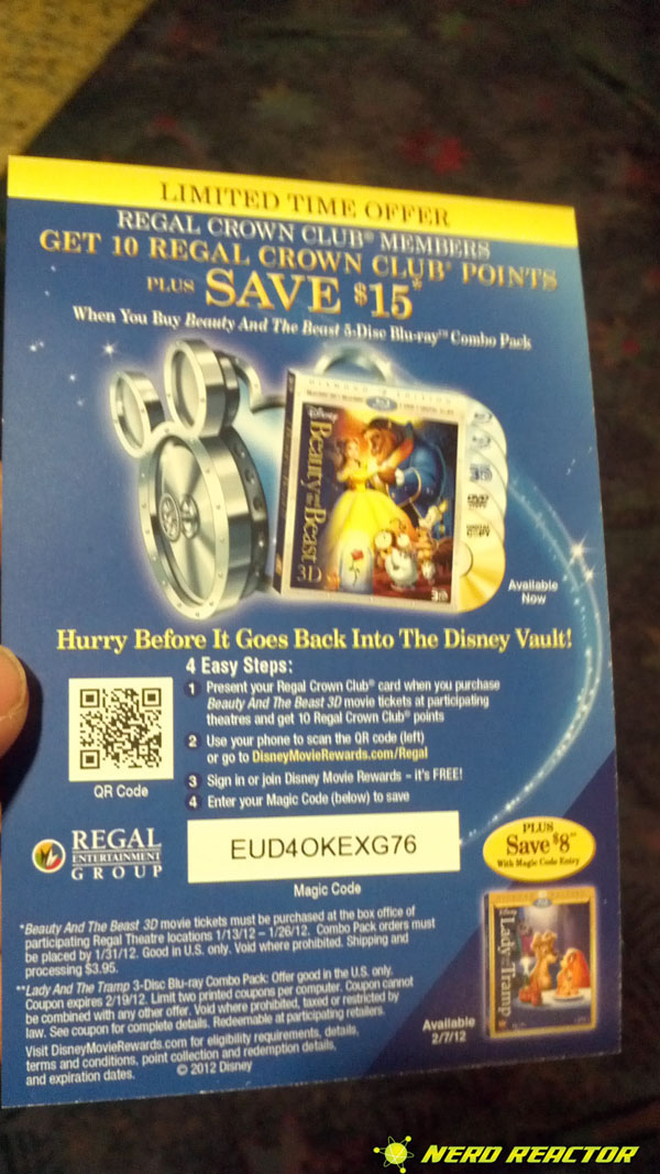 Watch Beauty And The Beast Bluray