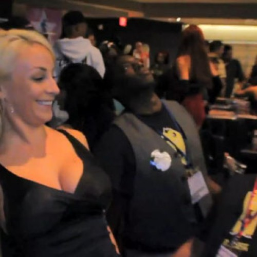 Sh*t Porn Stars Say at AVN Adult Entertainment Expo 2012
