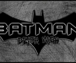 Batman Death Wish Title
