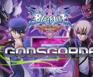 Blazblue x GodsGarden