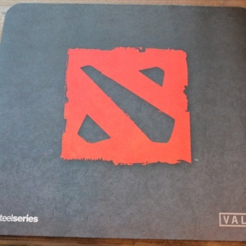 Steelseries at CES 2012, DOTA 2!