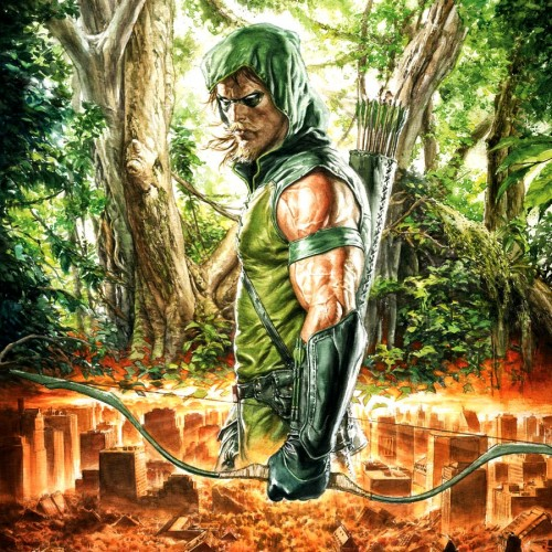 The CW Tries to Fill Smallville Void with Green Arrow Series
