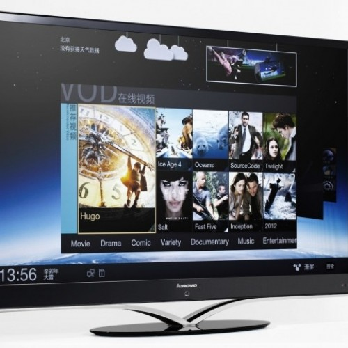 Lenovo to Be the First to Have Android 4.0 for TV