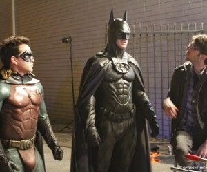 Batman: Deash Wish Behind the Scenes